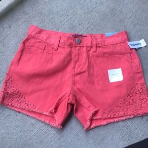 Pants - NET Old Bavy girls shorts size 12